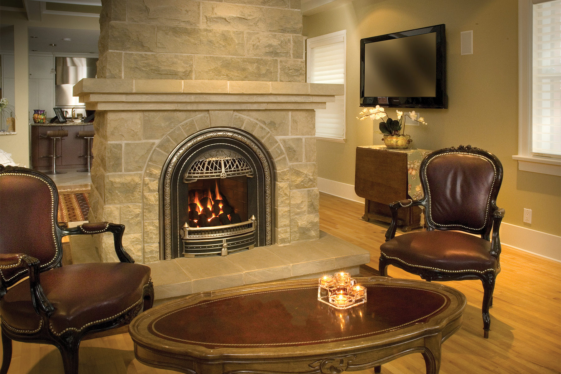 Fireplace Gallery Image
